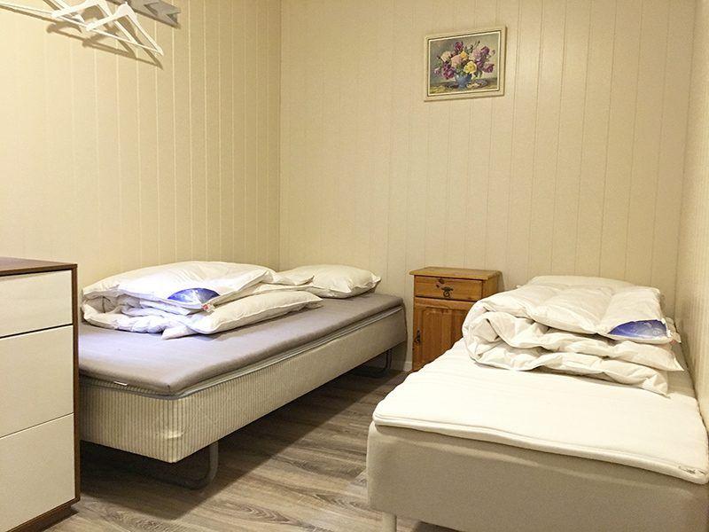 Angelreisen Norwegen 40430 Furre Hytter Schlafzimmer