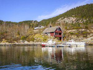 Austgulen Fjordhytter