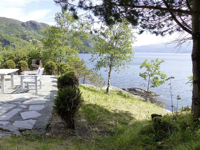 Angelreisen Norwegen 41471-41472 Falkevik Hytter Uferangelplatz