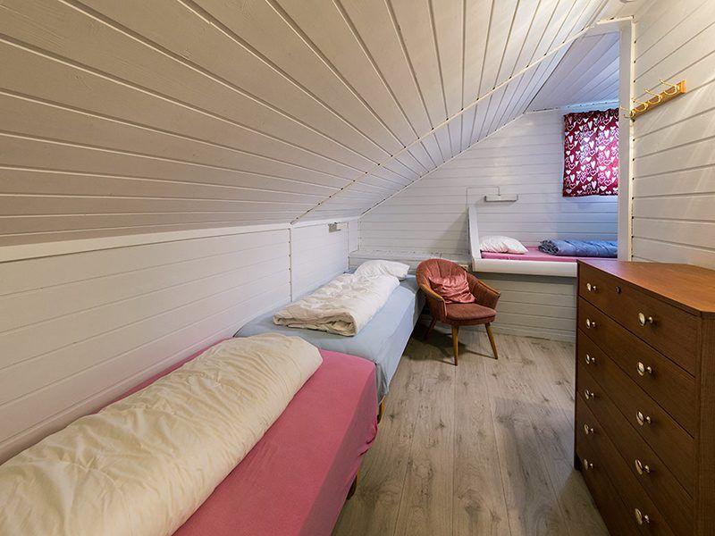 Angelreisen Norwegen 41494 Skottneset Feriesenter Schlafen