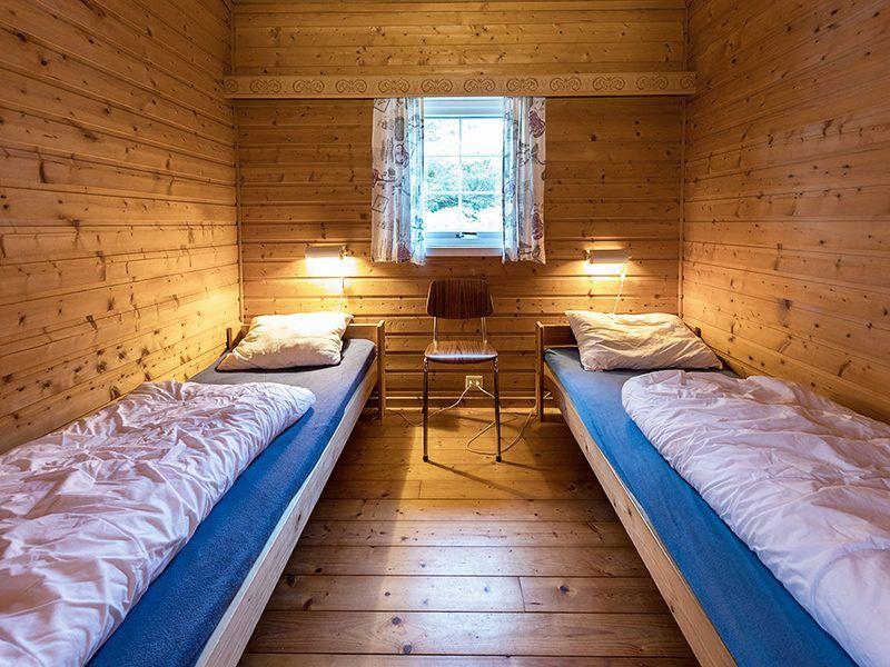 Angelreisen Norwegen 41501-41504 Skottneset Feriesenter Schlafen
