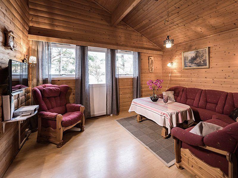 Angelreisen Norwegen 41501-41504 Skottneset Feriesenter Wohnen
