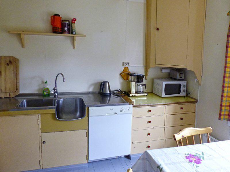 Angelreisen Norwegen 41552 Rugsund Küche