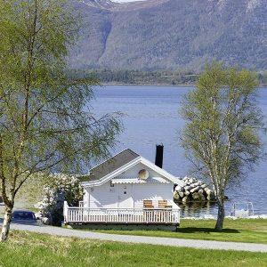 Angelreisen Norwegen 41772 Ferienhäuser Nerås Ansicht