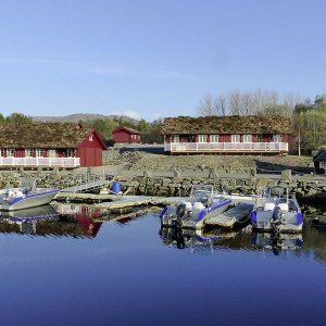 Angelreisen Norwegen 41901-41908 Atlanterhavsveien Sjøstuer Ansicht