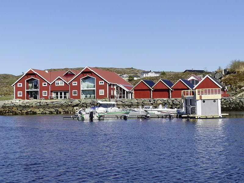 Angelreisen Norwegen 42034-42039 Kjevikan Sjøferie Ansicht