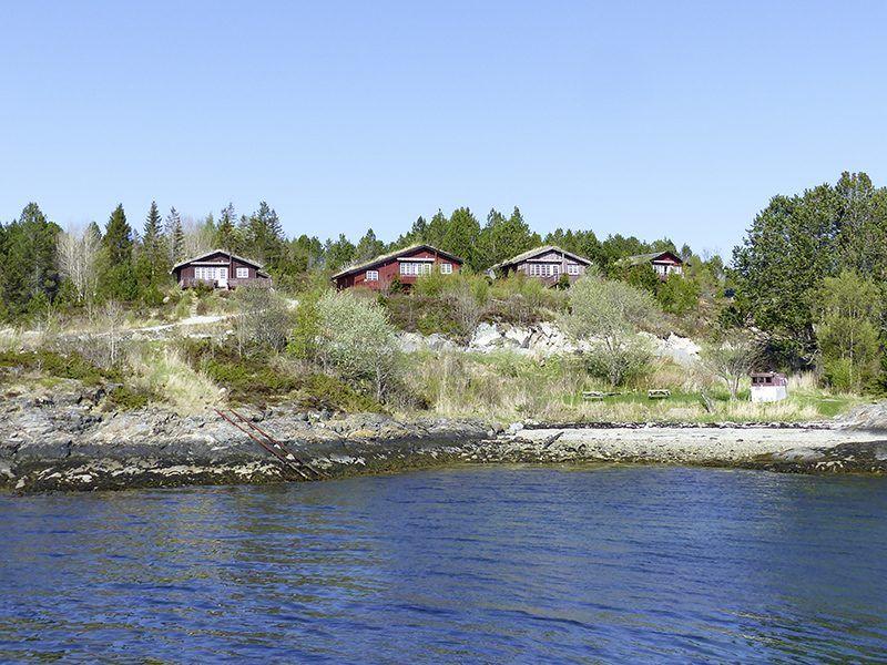 Angelreisen Norwegen 42051-054 Fjellvær Ansicht