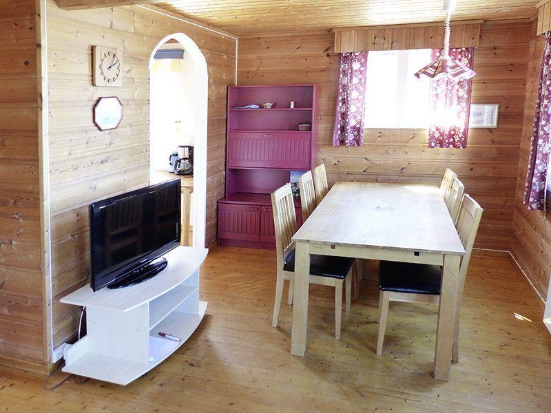 Angelreisen Norwegen 42361-42362 Nesvalen Rorbuer Essen + TV