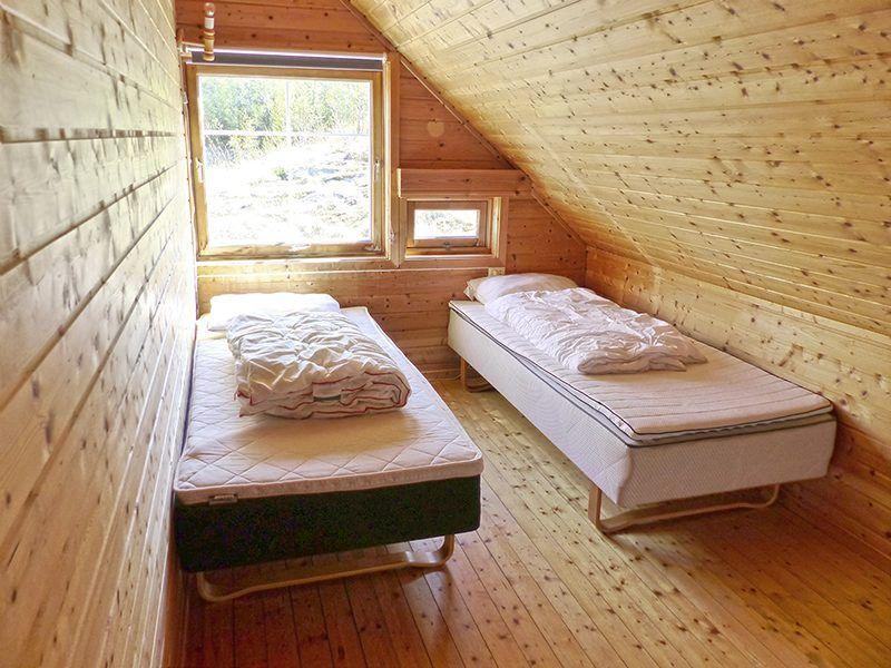 Angelreisen Norwegen 42361-42362 Nesvalen Rorbuer Schlafen