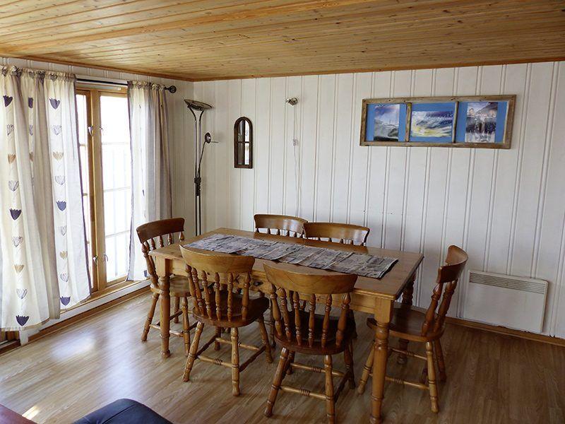 Angelreisen Norwegen 42391-42394 Seter Brygge Essen