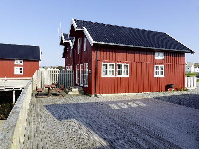 Angelreisen Norwegen 42391-42394 Seter Brygge Terrasse