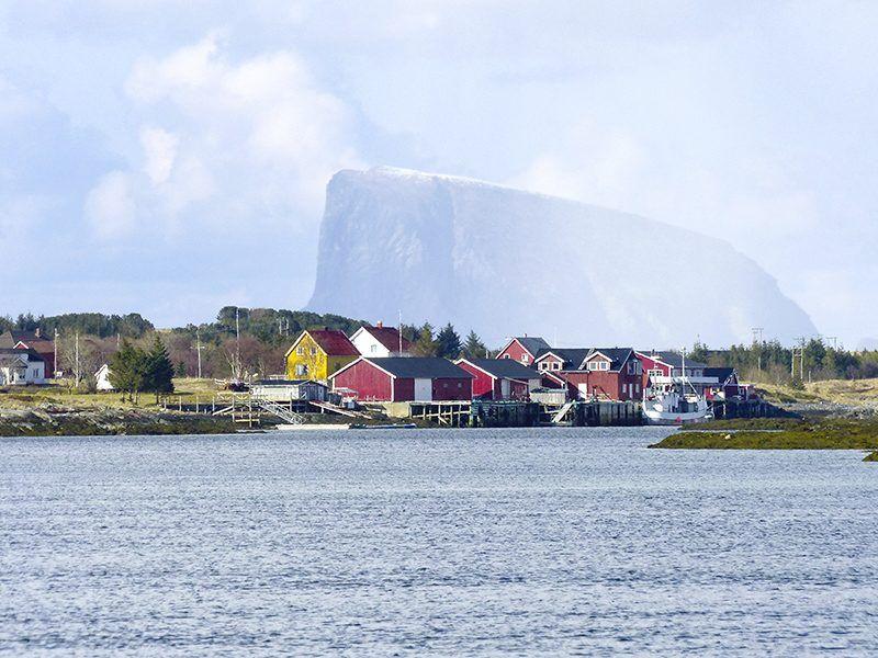 Angelreisen Norwegen 43001-43005 Halibutskole Vandve Überblick