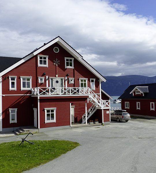 Angelreisen Norwegen 43551-557 Sørheim Brygge Apartmenthaus und Ferienhaus