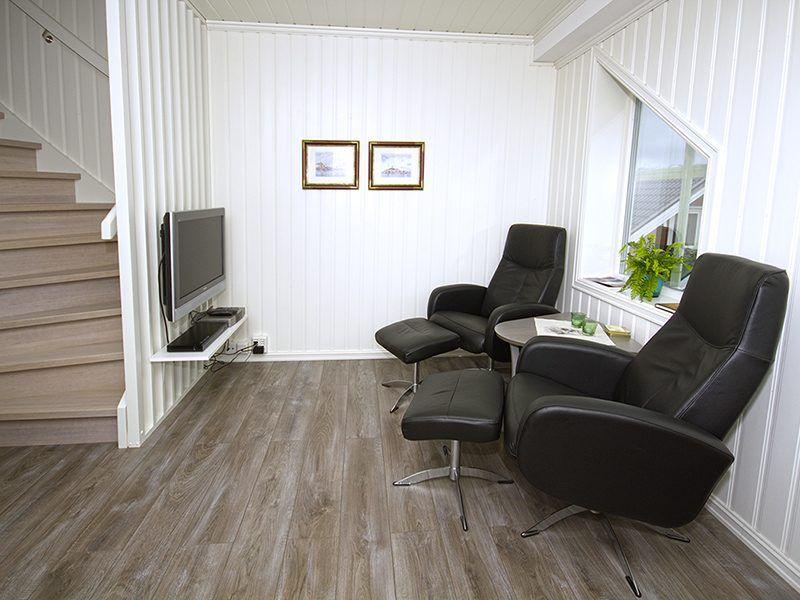 Angelreisen Norwegen 43556-557 Sørheim Brygge Wohnen, TV
