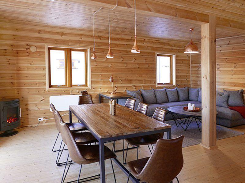 Angelreisen Norwegen 43811-43812 Mikkelvik Brygge Häuser Wohnen + Essen