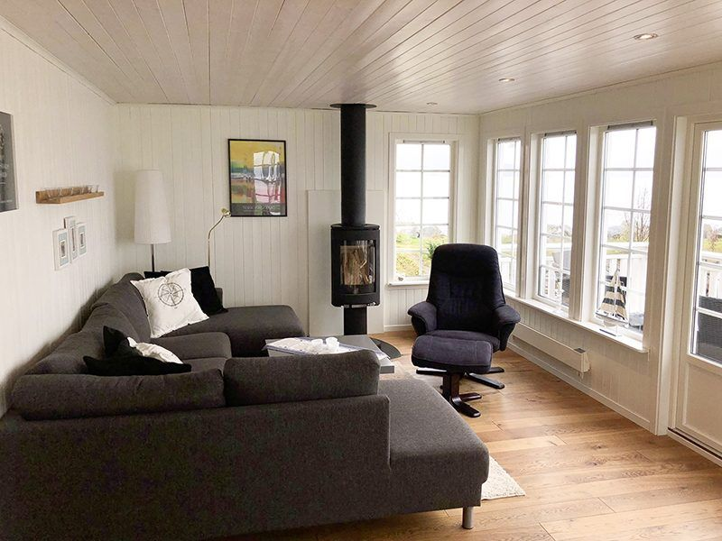 Angelreisen Norwegen 41771 Ferienhäuser Nerås wohnen