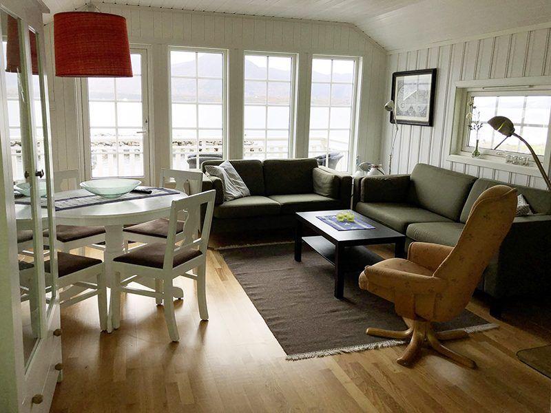 Angelreisen Norwegen 41772 Ferienhäuser Nerås Wohnen