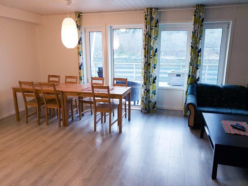 Angelreisen Norwegen 42451-42452 Flatanger Rorbuer Essen