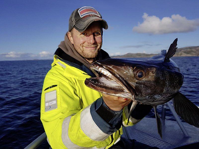 Angelreisen Norwegen 42451-42464 Flatanger Rorbuer Seehecht