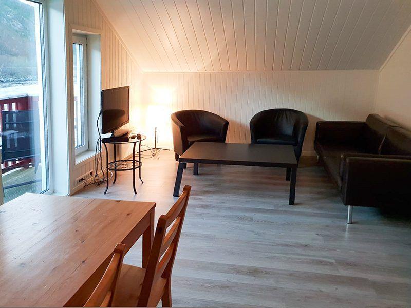 Angelreisen Norwegen 42463-42464 Flatanger Rorbuer Wohnen