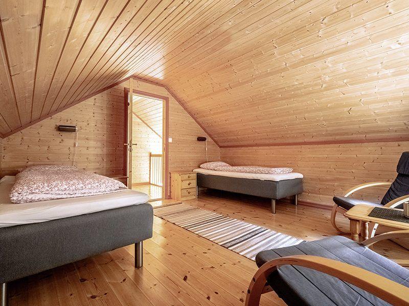 Angelreisen Norwegen 43571-43575 XLyngen Schlafen