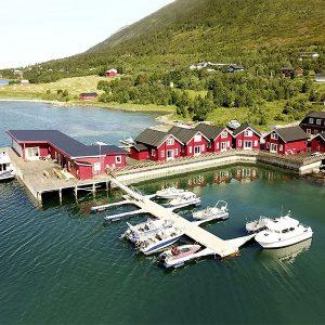 Angelreisen Norwegen 43576-43577 XLyngen Ansicht