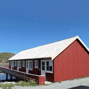 Angelreisen Norwegen 42281-42288 Ankeret Brygge Ansicht