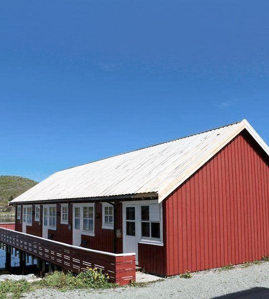 Angelreisen Norwegen 42281-288 Ankeret Brygge Ansicht