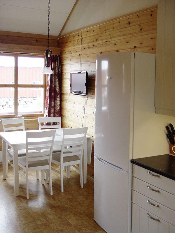 Angelreisen Norwegen 42281-288 Ankeret Brygge Küche, Essen