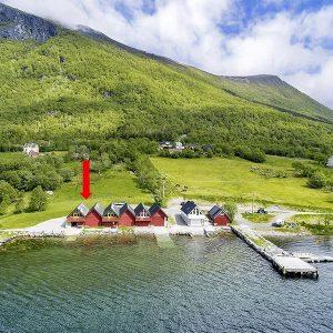 Angelreisen Norwegen 41780 Vestrefjord Panorama