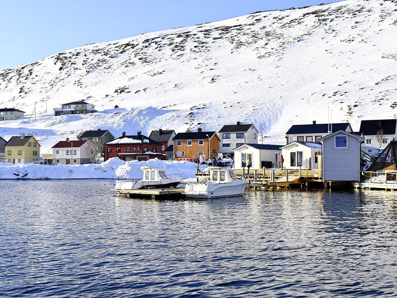 Angelreisen Norwegen 45001-012 Skarsvåg Nordkapp Ansicht3