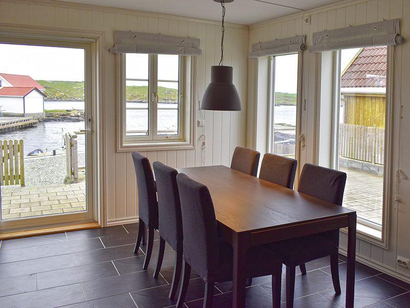 Angelreisen Norwegen 40324 Kvitsøy Seehaus Knut Essplatz