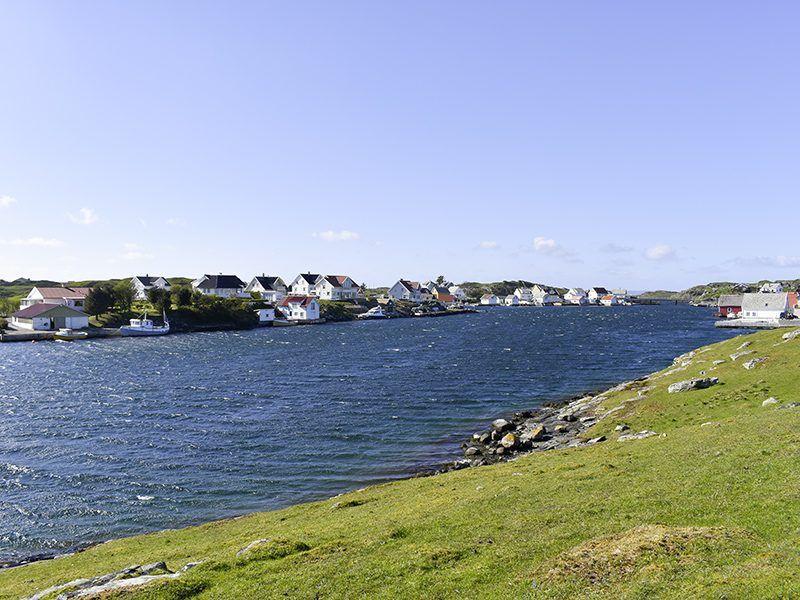 Angelreisen Norwegen 40324 Kvitsøy Seehaus Knut Überblick