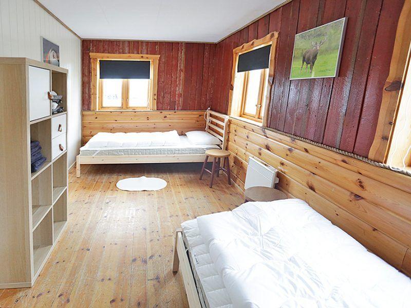 Angelreisen Norwegen 42443 Nord-Flatanger Utvorda Schlafen