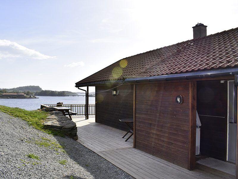 Angelreisen Norwegen 40414 Furre Hytter Ansicht