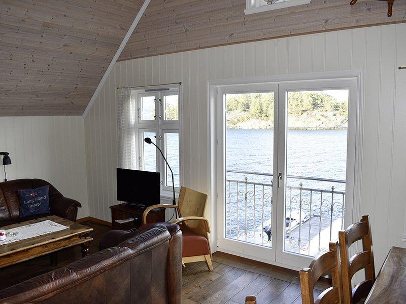 Angelreisen Norwegen 41122 Gassasundet Rorbuer Wohnen