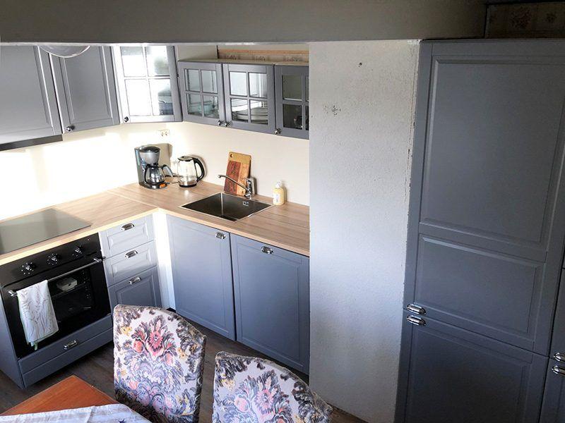 Angelreisen Norwegen 41171 Stangeneset Gjestebrygge Küche