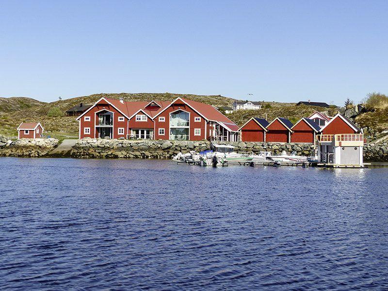 Angelreisen Norwegen 42034-42039 Kjevikan Sjøferie Übersicht