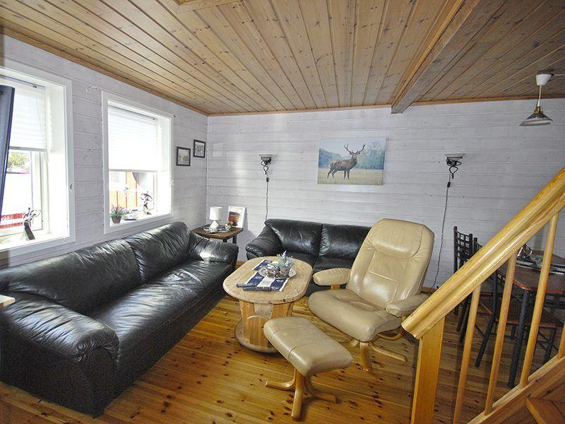 Angelreisen Norwegen 42110-42120 Stadsvik Brygger Wohnen