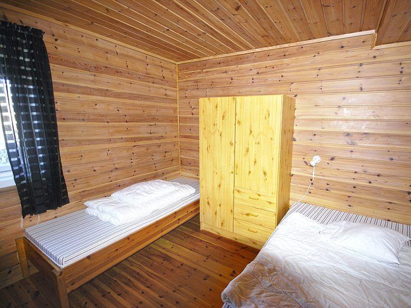 Angelreisen Norwegen 42110-42120 Stadsvik Brygger Schlafen