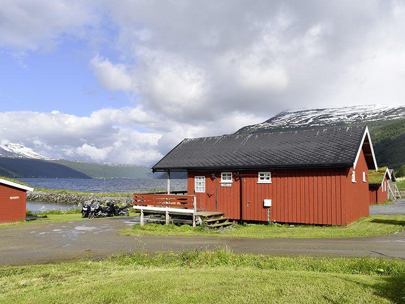 Angelreisen Norwegen 43503 Lavangen Sjøfiske Ansicht