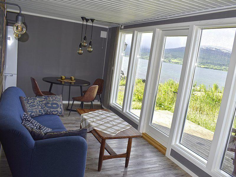 Angelreisen Norwegen 43505 Lavangen Sjøfiske Wohnen
