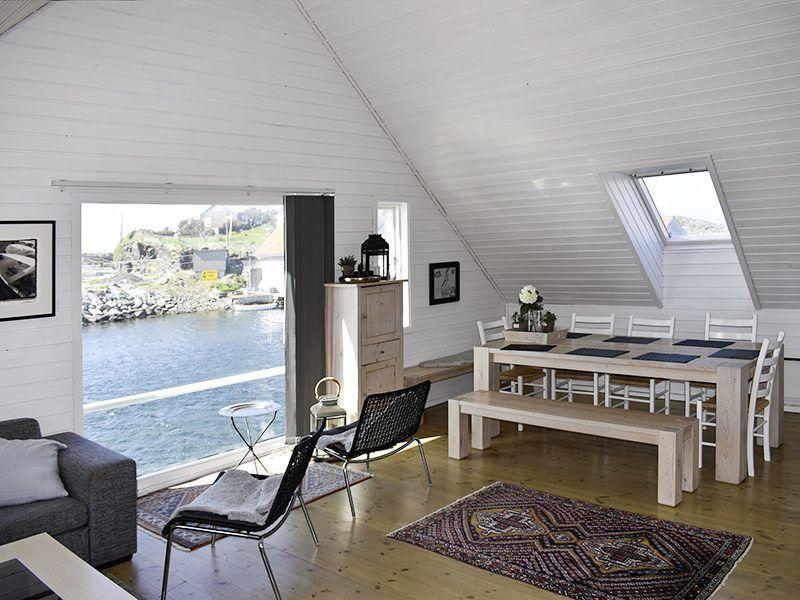 Angelreisen Norwegen 40321 Kvitsøy Seehaus Jone Essplatz