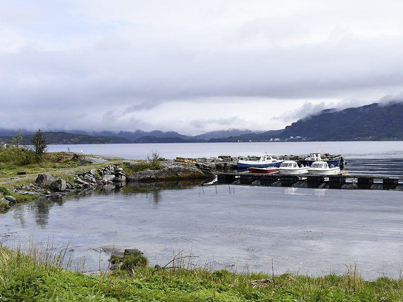 Angelreisen Norwegen 40603-40604 Hebnes Fjordblick