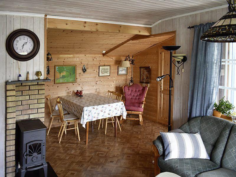 Angelreisen Norwegen 41353 Austgulen Fjordhytter Wohnen, Essen