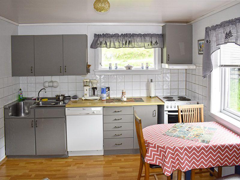 Angelreisen Norwegen 41527 Grendabu Küche