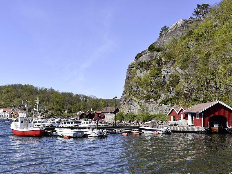 Angelreisen Norwegen 40080-40093 Bjørnevåg Ferie Hafen