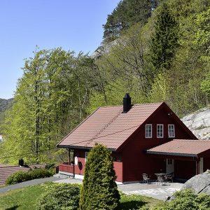 Angelreisen Norwegen 40084 Bjørnevåg Ferie Ansicht