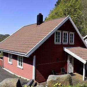 Angelreisen Norwegen 40087 Bjørnevåg Ferie Ansicht