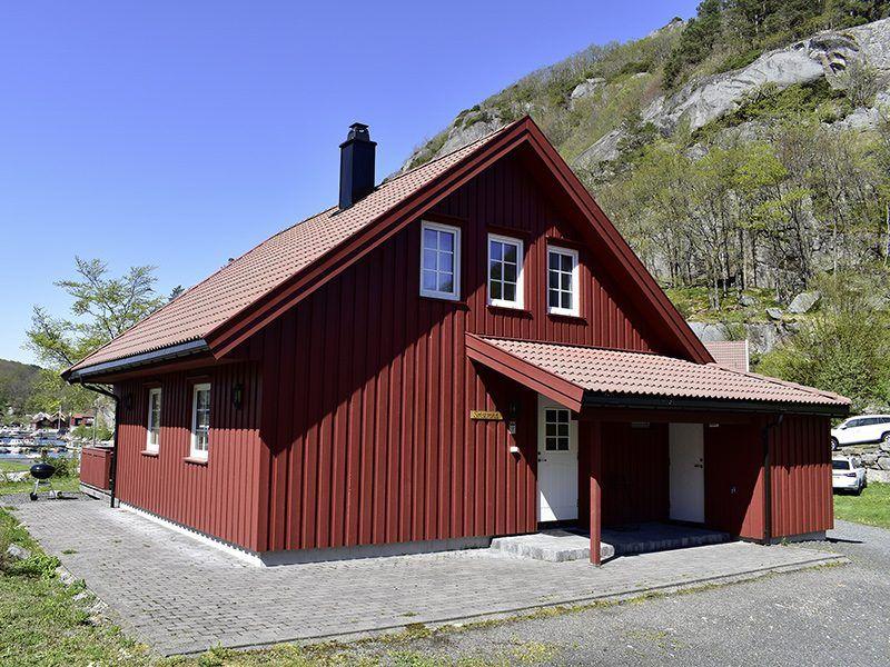 Angelreisen Norwegen 40091-40092 Bjørnevåg Ferie Ansicht